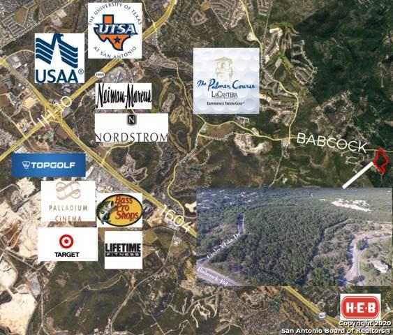 10.81 ACRES Babcock Rd, San Antonio, TX 78255 (MLS #1450080) :: Reyes Signature Properties