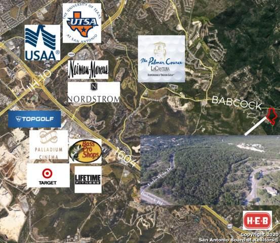 10.81 ACRES Babcock Rd, San Antonio, TX 78255 (MLS #1450082) :: Reyes Signature Properties