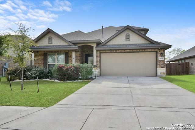 10415 Monicas Creek, Schertz, TX 78154 (MLS #1450095) :: Reyes Signature Properties