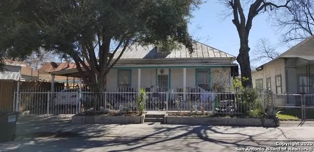 406 Arbor Pl, San Antonio, TX 78207 (MLS #1450163) :: Reyes Signature Properties