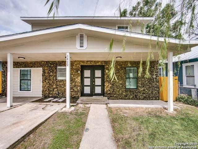1429 Center St, San Antonio, TX 78202 (MLS #1450164) :: Reyes Signature Properties