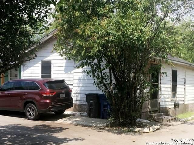 107 El Fledo Ct, San Antonio, TX 78210 (MLS #1450252) :: Santos and Sandberg
