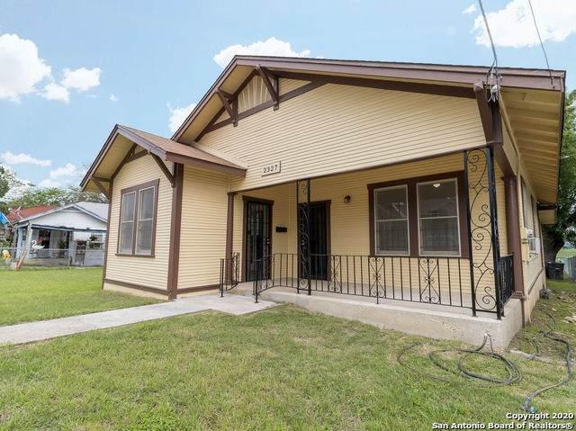 2327 W Martin St, San Antonio, TX 78207 (MLS #1450258) :: Berkshire Hathaway HomeServices Don Johnson, REALTORS®