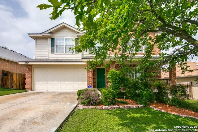 7307 Highland Lake Dr, San Antonio, TX 78244 (MLS #1450277) :: BHGRE HomeCity San Antonio