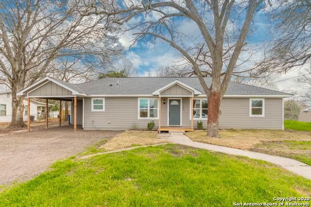 1183 Katy St, New Braunfels, TX 78130 (MLS #1450309) :: Reyes Signature Properties
