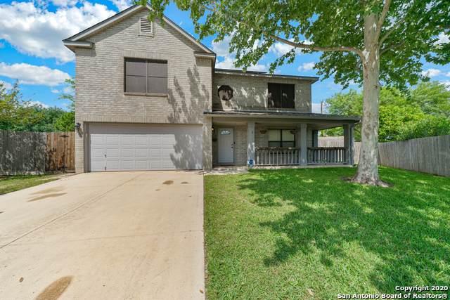 12115 Diamond Run, Helotes, TX 78023 (MLS #1450421) :: Reyes Signature Properties