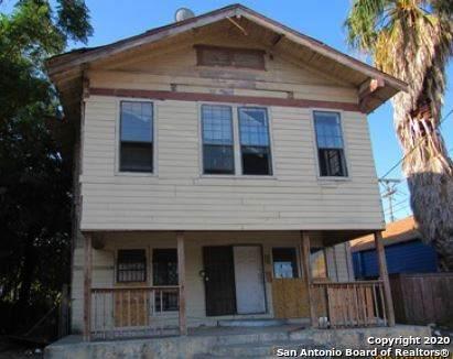2422 W Commerce St, San Antonio, TX 78207 (MLS #1450459) :: Carter Fine Homes - Keller Williams Heritage