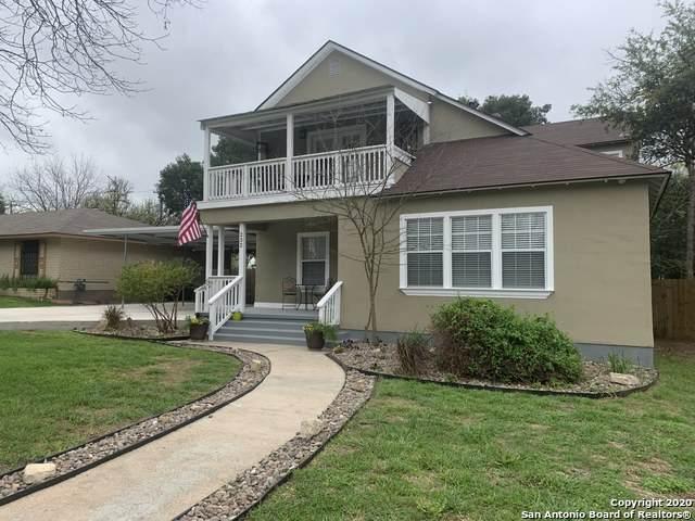 232 W Ridgewood Ct, San Antonio, TX 78212 (MLS #1450597) :: BHGRE HomeCity San Antonio