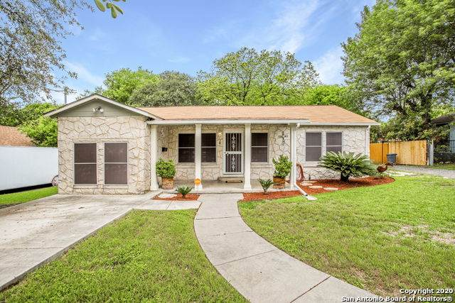 213 Concord Pl, Balcones Heights, TX 78201 (MLS #1450599) :: The Heyl Group at Keller Williams