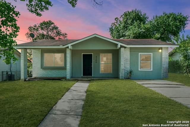 3206 Shawn Marie St, San Antonio, TX 78210 (MLS #1450636) :: 2Halls Property Team | Berkshire Hathaway HomeServices PenFed Realty
