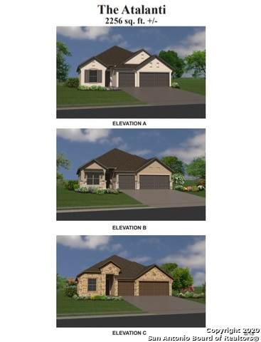1434 Oaklawn Dr, New Braunfels, TX 78132 (MLS #1450888) :: The Glover Homes & Land Group