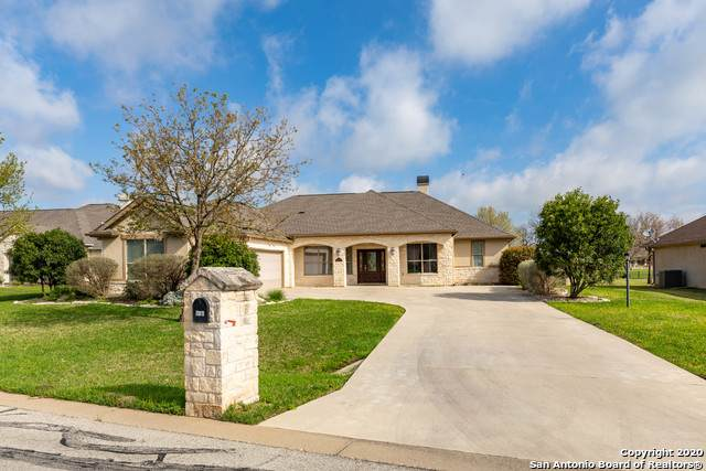 3141 Mulligan Way, Kerrville, TX 78028 (MLS #1450956) :: Reyes Signature Properties