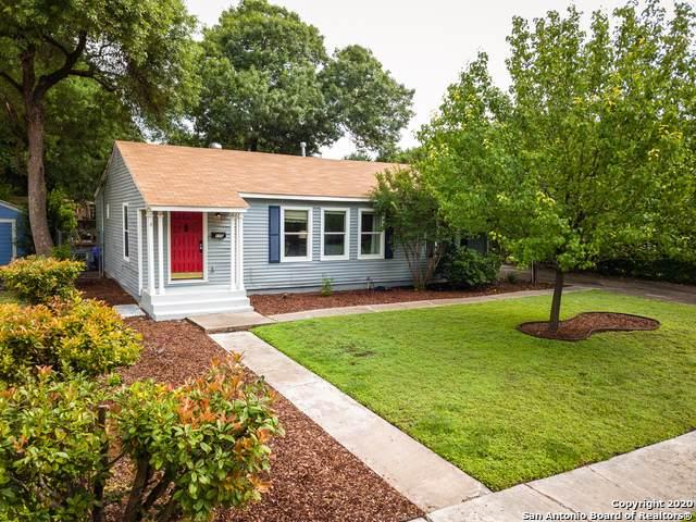 115 Field Crest Dr, San Antonio, TX 78209 (MLS #1451286) :: Carolina Garcia Real Estate Group