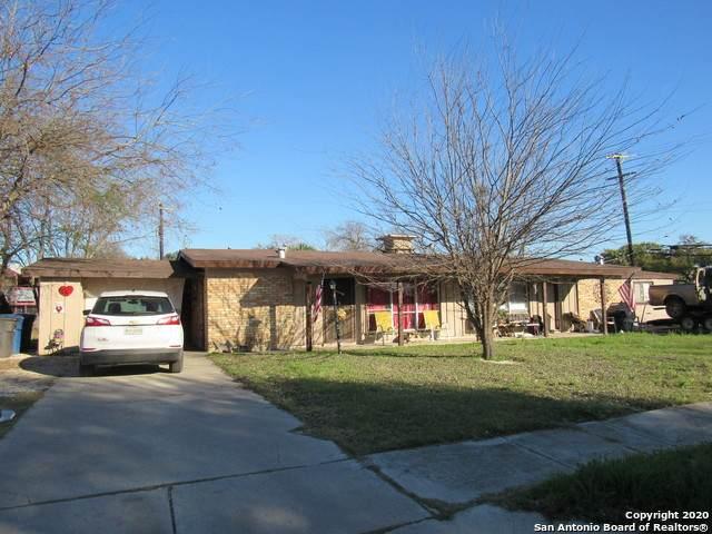 206 Westoak Rd, San Antonio, TX 78227 (MLS #1451385) :: Berkshire Hathaway HomeServices Don Johnson, REALTORS®
