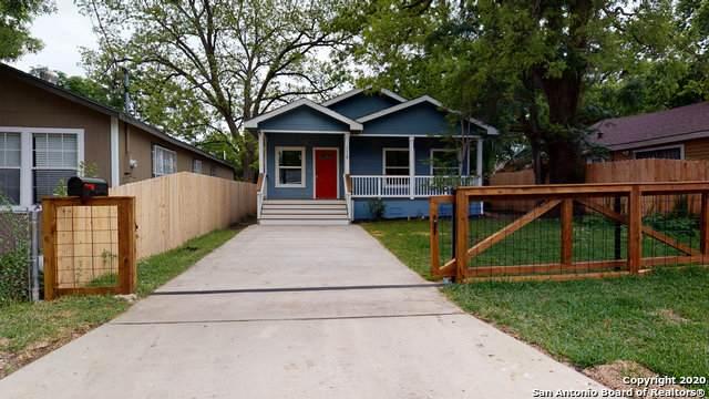 1118 Center St, San Antonio, TX 78202 (MLS #1451434) :: BHGRE HomeCity San Antonio