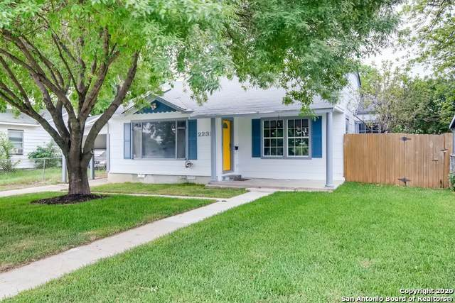 2231 W Woodlawn Ave, San Antonio, TX 78201 (MLS #1451480) :: Alexis Weigand Real Estate Group