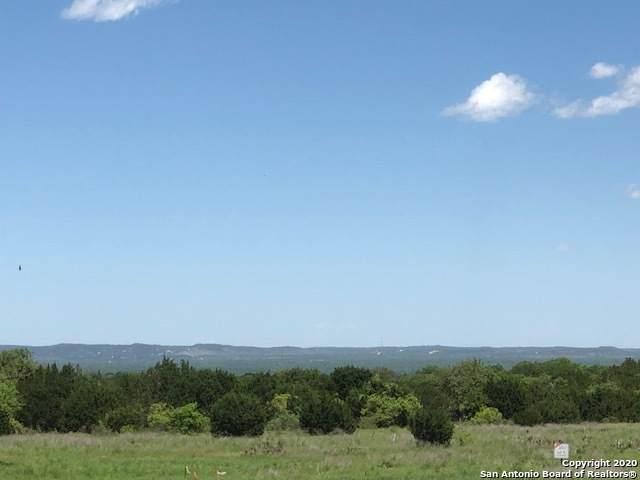LOT 15 Sabinas Creek Ranch, Boerne, TX 78006 (MLS #1451517) :: The Glover Homes & Land Group