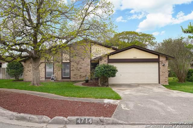 4714 Pebble Glen, San Antonio, TX 78217 (MLS #1451649) :: BHGRE HomeCity San Antonio