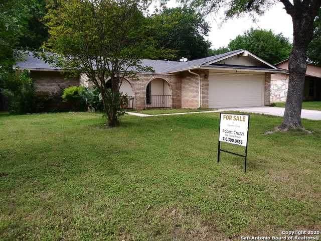 8151 Babe Ruth St, San Antonio, TX 78240 (MLS #1451666) :: BHGRE HomeCity San Antonio