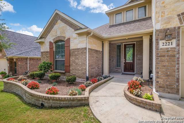 2221 Crary Meadows, Schertz, TX 78154 (#1451719) :: The Perry Henderson Group at Berkshire Hathaway Texas Realty