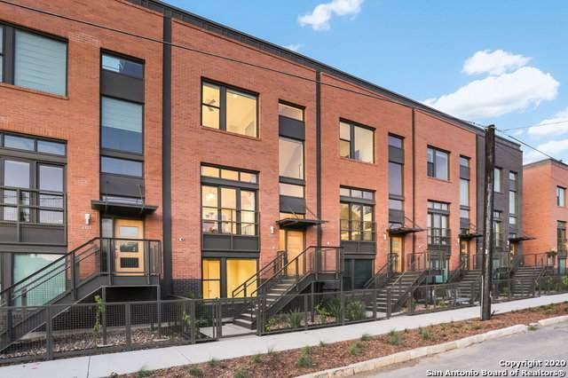 318 W Grayson St Unit 202 #202, San Antonio, TX 78212 (MLS #1451722) :: Exquisite Properties, LLC