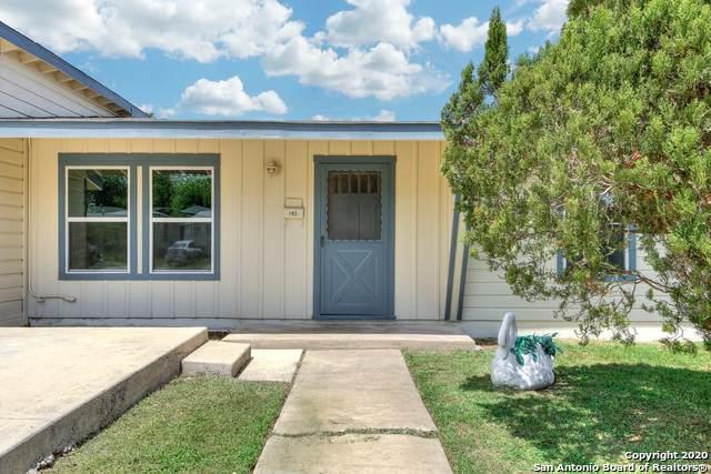 143 Continental, San Antonio, TX 78228 (MLS #1451788) :: The Heyl Group at Keller Williams