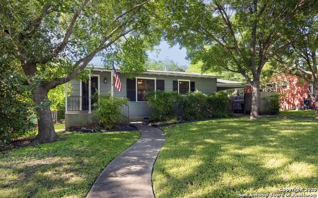 422 Irvington Dr, San Antonio, TX 78209 (MLS #1451863) :: Carolina Garcia Real Estate Group