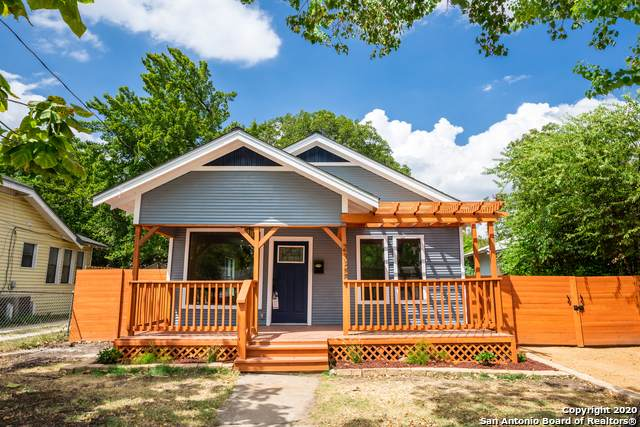 2325 E Houston St, San Antonio, TX 78202 (MLS #1451970) :: Exquisite Properties, LLC