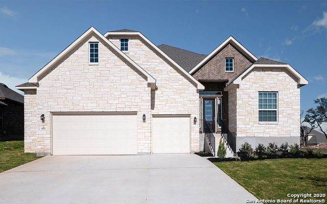 1023 Stone Valley, New Braunfels, TX 78132 (MLS #1452256) :: Maverick