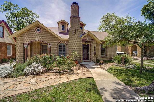 128 Furr Dr, San Antonio, TX 78201 (MLS #1452401) :: The Heyl Group at Keller Williams