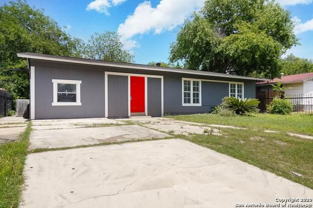 4571 Lark, San Antonio, TX 78228 (MLS #1452463) :: The Heyl Group at Keller Williams