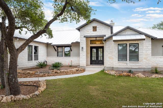424 Hidden Springs Dr, Spring Branch, TX 78070 (MLS #1452720) :: Carolina Garcia Real Estate Group