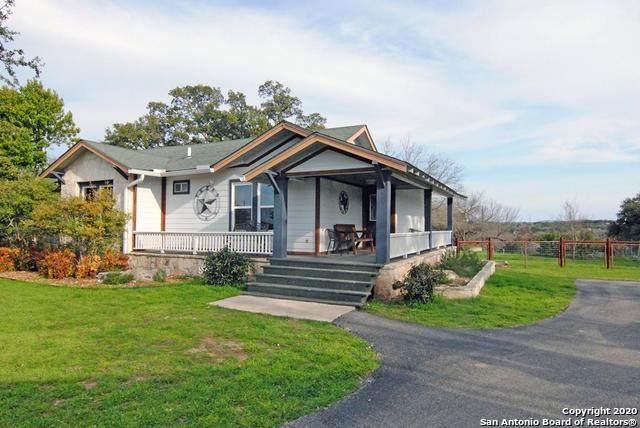 103 River Oaks Rd, Comfort, TX 78013 (MLS #1453049) :: The Heyl Group at Keller Williams