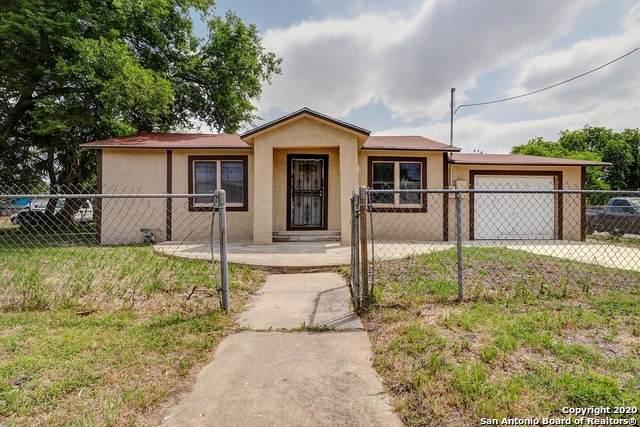 160 Guthrie St, San Antonio, TX 78237 (MLS #1453210) :: Alexis Weigand Real Estate Group