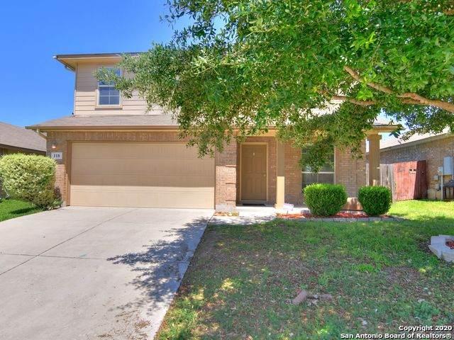 118 Arcadia Pl, Cibolo, TX 78108 (MLS #1453291) :: The Heyl Group at Keller Williams