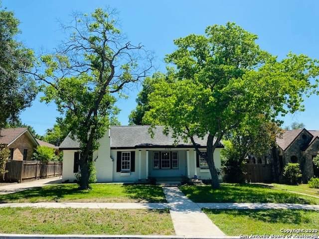2106 W Magnolia Ave, San Antonio, TX 78201 (MLS #1453476) :: Vivid Realty