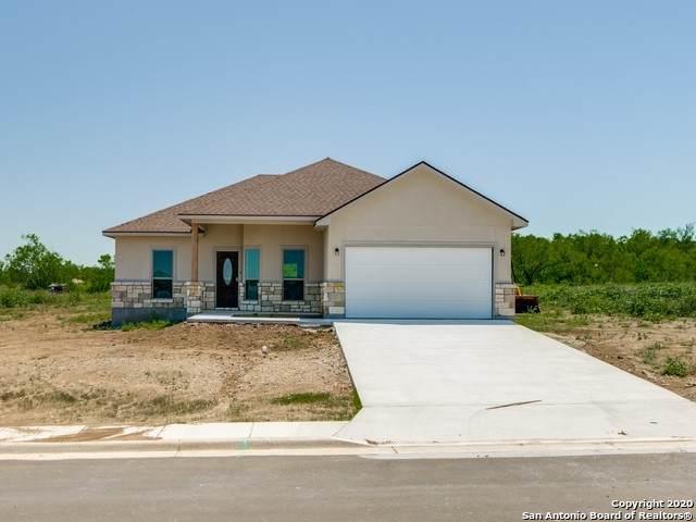228 Agave Circle, Jourdanton, TX 78026 (MLS #1453521) :: BHGRE HomeCity San Antonio