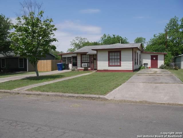 3615 Portsmouth Dr, San Antonio, TX 78223 (MLS #1453671) :: The Heyl Group at Keller Williams