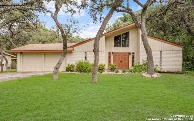 7939 Green Glen Dr, San Antonio, TX 78255 (MLS #1453866) :: The Glover Homes & Land Group