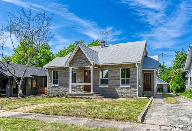 615 Bailey Ave, San Antonio, TX 78210 (MLS #1453920) :: BHGRE HomeCity San Antonio
