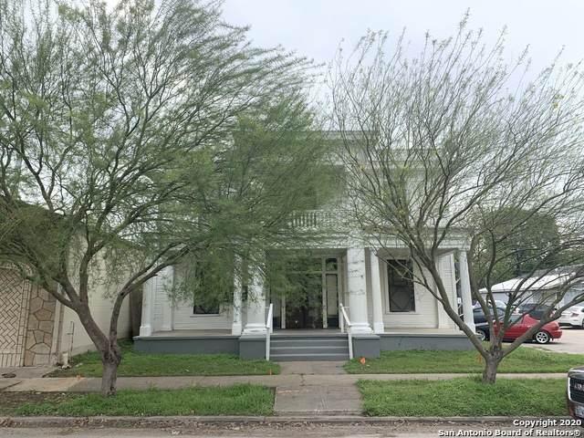 820 N Alamo St, San Antonio, TX 78215 (MLS #1454071) :: The Losoya Group