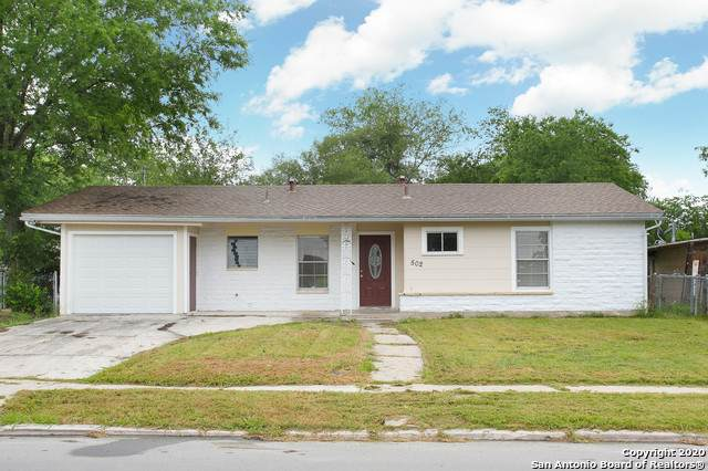 502 Griggs Ave, San Antonio, TX 78228 (MLS #1454153) :: The Real Estate Jesus Team