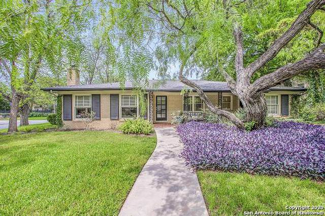 203 E Hermosa Dr, Olmos Park, TX 78212 (MLS #1454174) :: The Heyl Group at Keller Williams