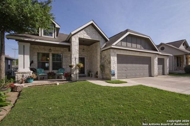 147 Brook Meadows, Cibolo, TX 78108 (MLS #1454218) :: The Heyl Group at Keller Williams