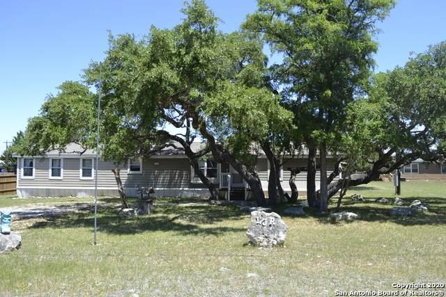 180 Pr 1507, Bandera, TX 78003 (MLS #1454437) :: BHGRE HomeCity San Antonio