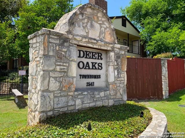 2542 Babcock Rd 204-F, San Antonio, TX 78229 (MLS #1454477) :: BHGRE HomeCity San Antonio