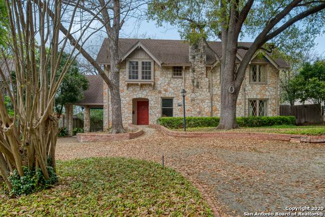 103 Ridgemont Ave, Terrell Hills, TX 78209 (MLS #1454485) :: Santos and Sandberg