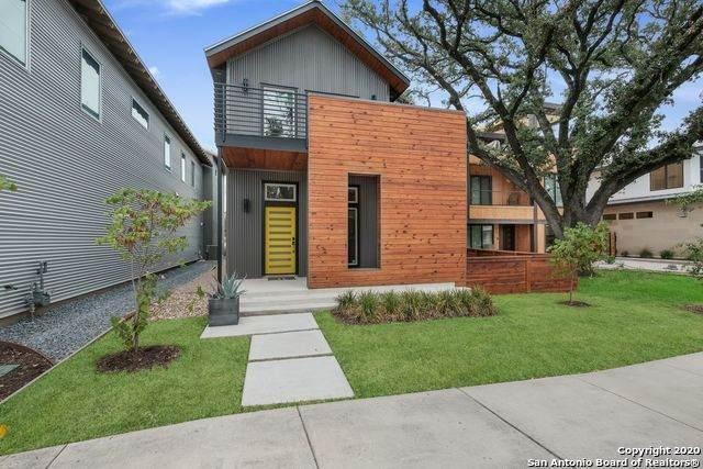 519 Leigh St, San Antonio, TX 78210 (MLS #1454494) :: Carolina Garcia Real Estate Group