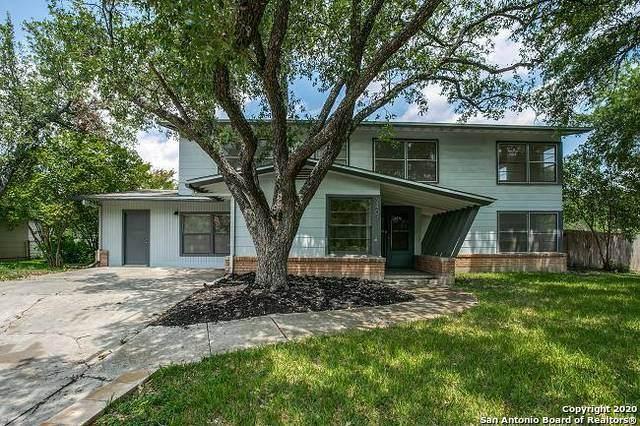 2407 W Gramercy Pl, San Antonio, TX 78228 (MLS #1454524) :: Alexis Weigand Real Estate Group