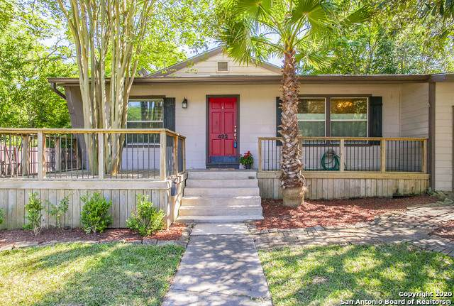 422 Devonshire Dr, San Antonio, TX 78209 (#1454577) :: The Perry Henderson Group at Berkshire Hathaway Texas Realty
